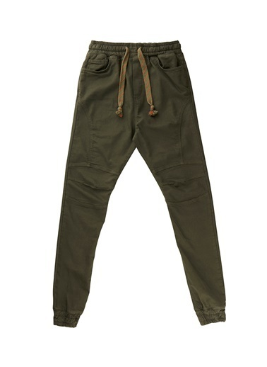 Bad Bear Pantolon Yeşil